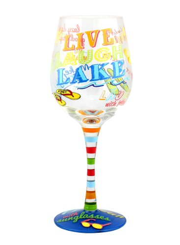 Top Shelf Wine Glass,