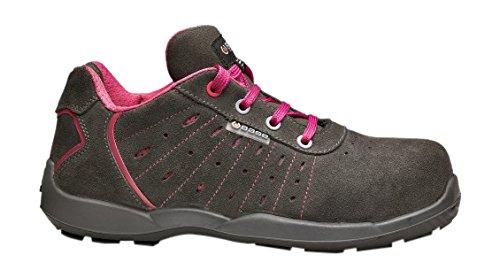 Base Record B670–Schuh Ermüdungsmatte für Damen (Größe 40) grau