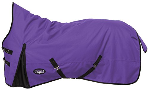 Tough-1 1200D High Neck T/O Blanket 300g 69In Purp
