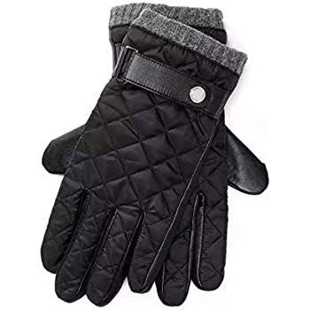cb858c0592b1 POLO Ralph Lauren Men s Leather Quilted Gloves