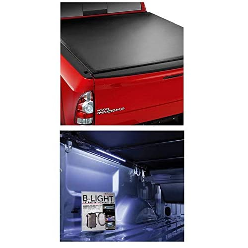 "Access & TruXedo TonnoSport Tonneau Cover & 18 Inch Light Strip Bundle for 15-18 Ford F-150 w/ 6' 5"" Bed free shipping"