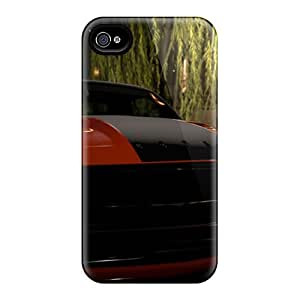 Faddish Phone Cars Gran Turismo Dodge Challenger Rt Case For Iphone 4/4s / Perfect Case Cover