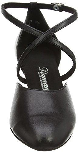034 048 Danse Diamant Noir Damen Chaussures de Femme Noir de 068 Tanzschuhe Salon w1q4qEIR