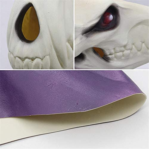 Halloween Masker Halloween Sferische Masker Latex Item Cosplay Mask Personality Holiday Mask