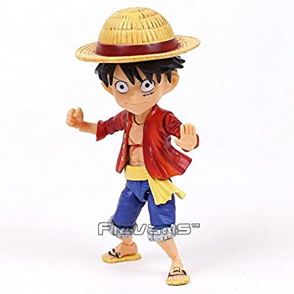Toys & Hobbies Provided 12cm Anime One Piece Creator Monkey D Luffy Boa Hancock Pvc Action Figures Collectible Model Child Toys Doll New Hot Selling