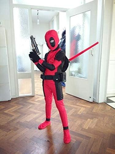Disfraz de Marvel Deadpool de Carnaval 2018 para niños, Disfraz de ...