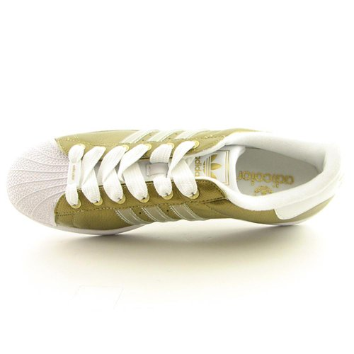 Adidas Originals Mens Superster 2 Is Sneaker Gld / Gld / Wht