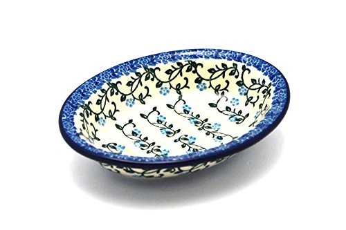 Polish Pottery Soap Dish - Terrace Vines