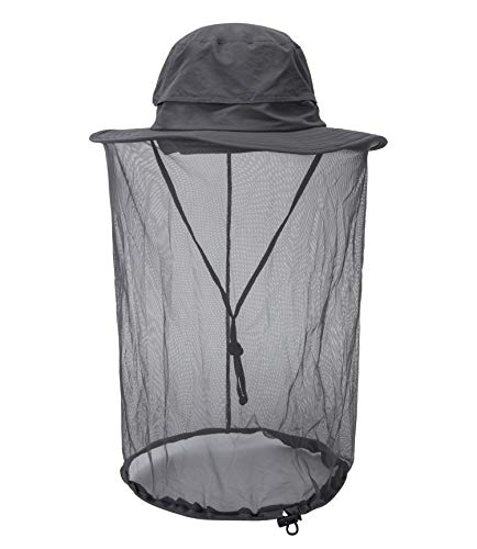 Home Prefer Mosquito Net Hat Airy Mesh