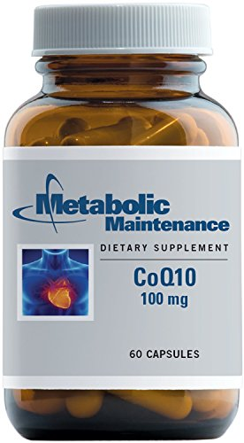 Metabolic Maintenance - CoQ10-100 mg Coenzyme Q10, 60 Capsules by Metabolic Maintenance (Image #6)