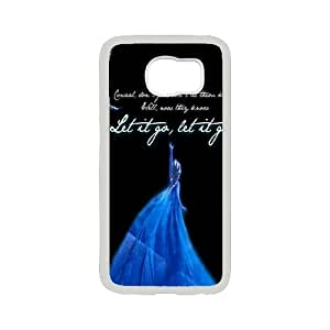 Elsa, Snow Queen, Disney Frozen Phone Case Protective Case 10 For Samsung Galaxy S6 At ERZHOU Tech Store