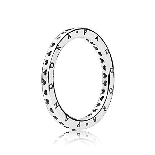 Pandora mujer anillo de plata-197133-58