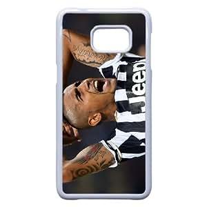 Samsung Galaxy S6 Edge Plus Custom Cell Phone Case FC Juventus Players Arturo Vidal Case Cover YWFF38367