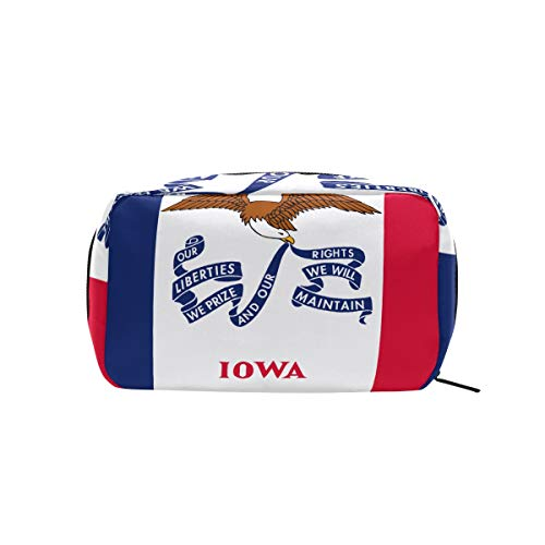 up Bags Multi Compartment Pouch Storage Cosmetic Bag ()
