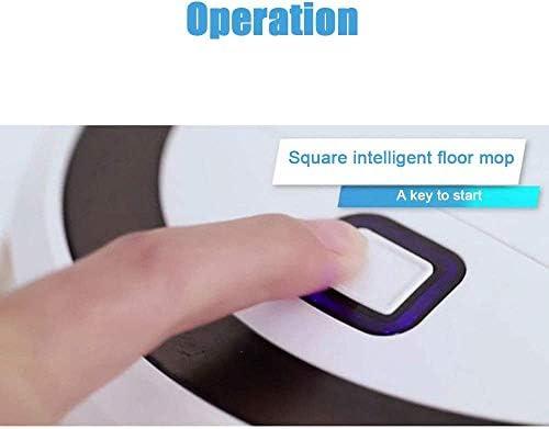 GQ-HOME Robot De Balayage Intelligent, Balayeuse Multifonctionnelle, Balayeuse USB Entièrement Automatique, Bureau De Chambre