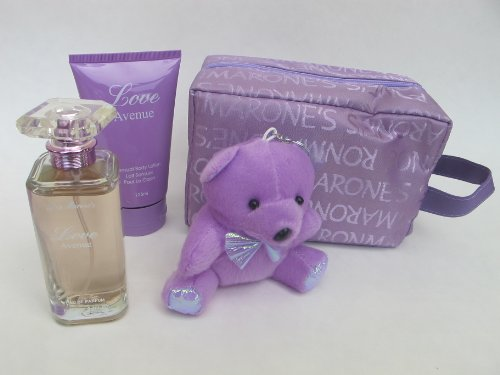 Easter Basket, Love Avenue Perfume. Great Gift for Moms, Grandma, Girlfriend and Your Wife (Purple)