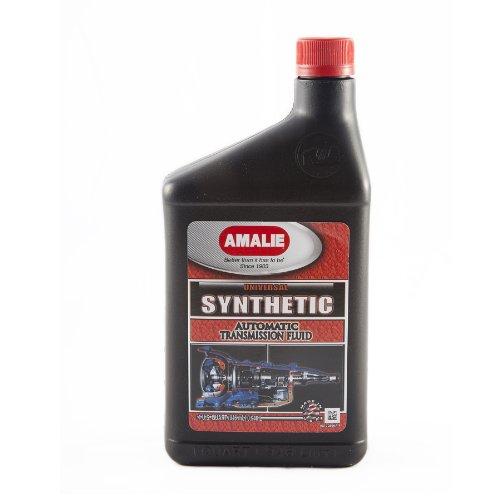 Amalie (160-72866-56-12PK) Universal Synthetic Automatic Transmission Fluid - 1 Quart, (Pack of 12) (Allison Fluid Transmission)
