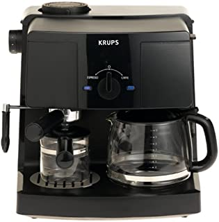 Krups coffee and espresso maker