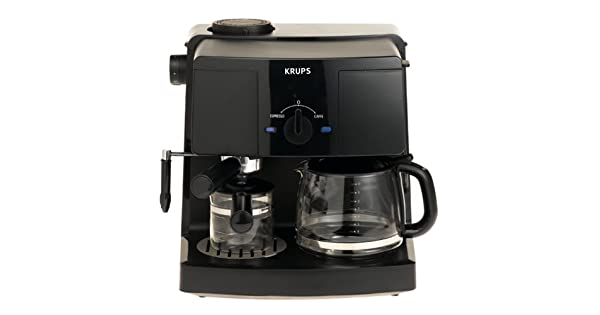 Amazon.com: Rowenta/Krups xp1500 Coffeemaker & Vapor ...