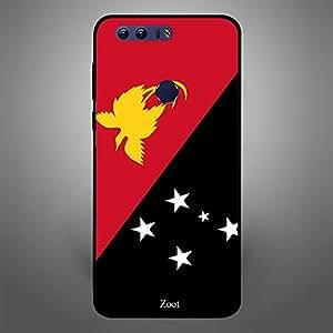 Huawei Honor 8 Papua New Guinea Flag