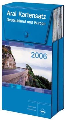 Aral Kartensatz 2000 2001. Deutschland Und Europa