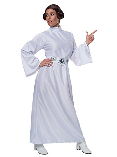 Rubie's Costume Co. Women's Sexy Princess Leia Costume, As Shown