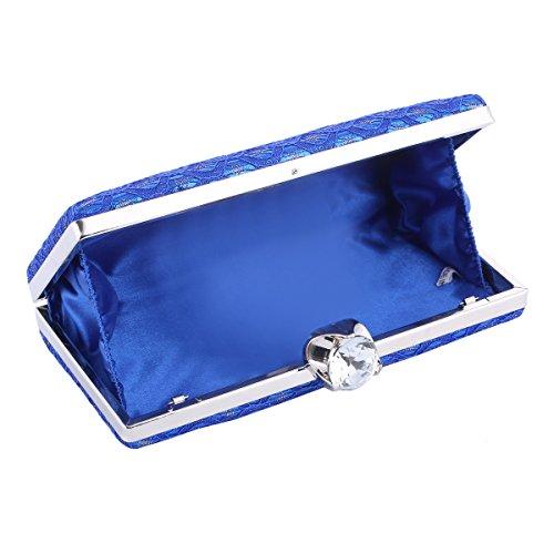 Detail Lace Ladies Minaudiere Clutch Gold Handbags Damara Ladies Elegant Damara qwIxgPEXa