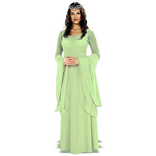 Queen Arwen Deluxe Costumes (Warner Bros. Women's Lord of the Rings Queen Arwen Deluxe Costume Standard)