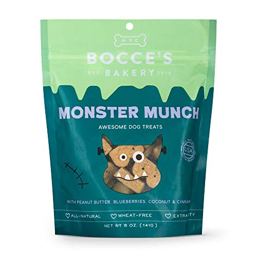 - Bocce'S Bakery Monster Munch - 5 Oz Bag
