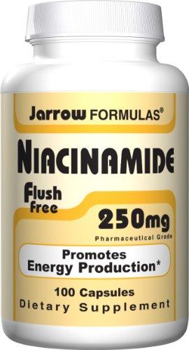 Jarrow Formulas Niacinamide Capsules Multi Pack