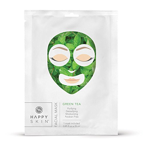 Green Tea Face Mask For Acne - 3