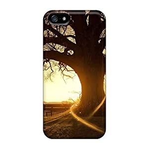 New Shockproof Protection Case Cover For Iphone 5/5s/ Bench Under Tree Case Cover