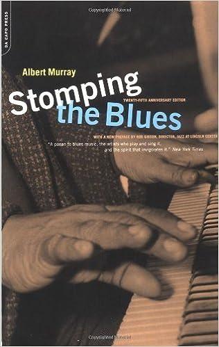 Book Stomping The Blues (Da Capo) by Murray, Albert (1989)