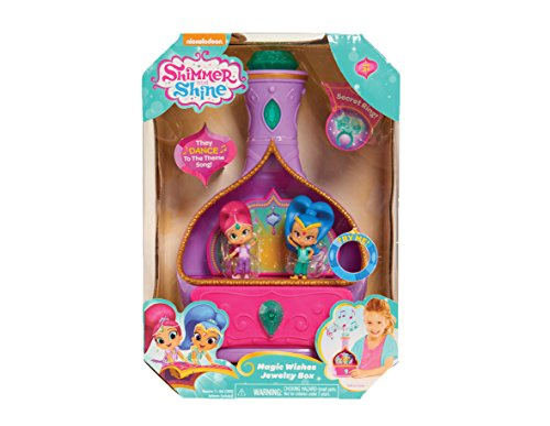 Shimmer and Shine Jewelry Box -