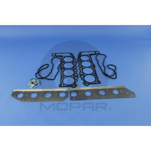 Mopar Performance Cylinder Heads (Mopar 6803 1383AA, Engine Cylinder Head Gasket Set)