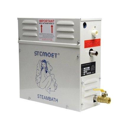3kw Steam Generator Shower Sauna Bath Home Spa With Controller