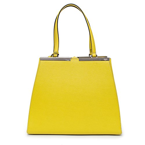 Fendi Yellow Bag