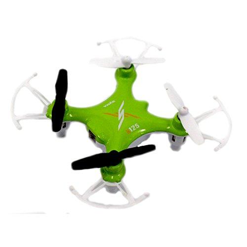 SYMA X12S Nano 6-Axis Gyro 4CH RC Quadcopter - Green by SYMA