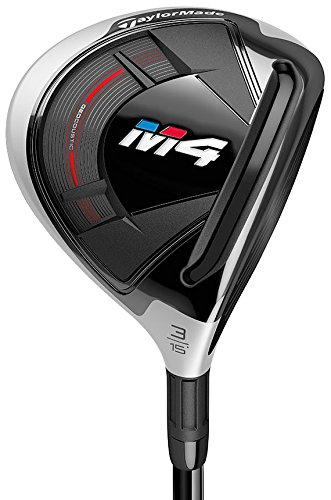 TaylorMade M4 Fairway (3 Wood, Stiff Flex, Right Hand)