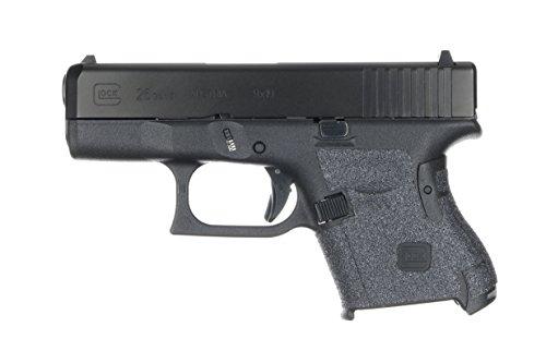 TALON Grips for Glock 26, 27, 28, 33, 39 (Gen5 Medium Backstrap, Granulate-Black)