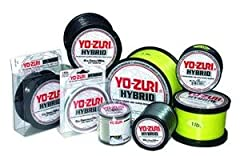 Hybrid is the first and only fishing line that molecularly bonds nylon and fluorocarbon during extrusion. The result is a strong, dense new material that we call Hybrid. Hybrid takes advantage of the awesome abrasion resistance and sensitivit...