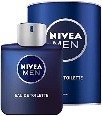 NIVEA MEN Eau de Toilette, Colonia para Hombre en Frasco con Lata ...