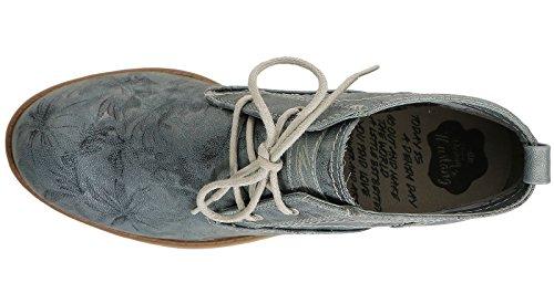 Sommer 554 Schnür Schuhe Mustang Damen 1157 Stiefeletten Desert Boots zYxzwO