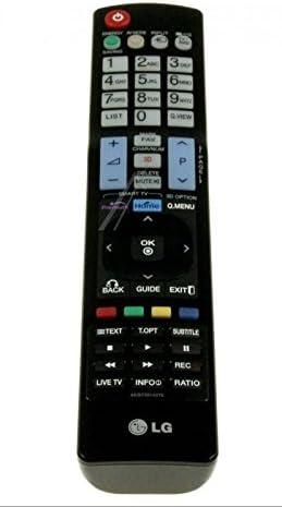 Mando a distancia para televisor LG AKB72914276=AKB72914044=AKB72914050=akb72914052 para LG TV. Apto para AKB72914044.