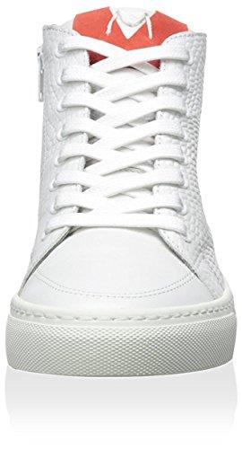 Red White Modern Gladys Womens Light Sneaker Wedge Vintage xnqX0wBq1