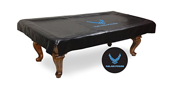 NCAA U.S Air Force Falcons Billiard Table Cover