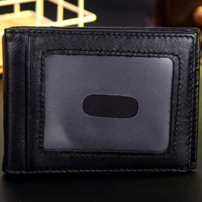 116ad7136be3 Amazon.com: RFID Theft Protect Dollar Price Men Wallets with Money ...