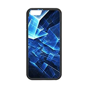 iPhone 6 Plus 5.5 Inch Cell Phone Case Covers Black Abstract T8E3Y