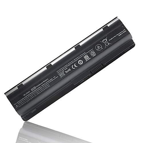 New Laptop Replacement Battery for HP MU06 MU09 Spare 593553-001 593554-001 593550-001 HP Compaq Presario CQ62 CQ57 CQ56 CQ43 CQ42 Pavilion DM4 G72 G62 G7 G6 G4 Series Battery - 12 Months Warranty (Battery For Compaq Laptop)