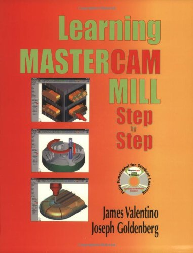 Learning MasterCAM Mill Step By Step